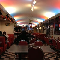 Photo taken at Fleetwood Diner by Dan M. on 10/14/2012