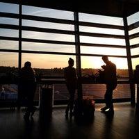 Photo taken at Terminal D by Darya  B. on 5/24/2013