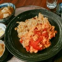 Photo taken at A・DINING by hir0hik0 k. on 4/3/2017