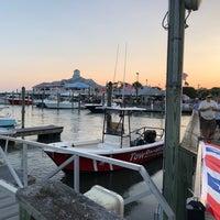 Photo taken at Murrell's Inlet Marshwalk by Robert S. on 7/15/2018