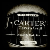 Photo taken at J. Carter's Tavern Grill by Noreen G. on 10/20/2012