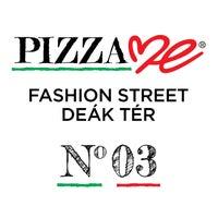 Photo prise au Pizza Me #3 Fashion Street par Geri B. le10/16/2014