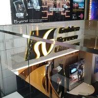 Photo taken at Golden Screen Cinemas (GSC) by Fazeera A. on 4/9/2013