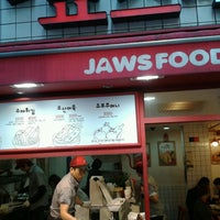Photo taken at Jaws Food by Syafiatul R. on 4/24/2013