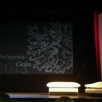 Photo taken at Pfalztheater by Torsten J. on 10/19/2013