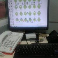 Photo taken at BNI Card & Merchant Business by Rengga P. on 12/24/2012