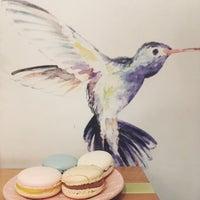 Photo prise au Chez Dodo - Artisan Macarons & Café par Lilla V. le12/28/2017