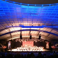 Photo taken at Sidney Myer Music Bowl by Michael F. on 2/22/2014