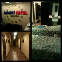 Photo taken at Absolut hotel by Nikolay D. on 1/17/2013