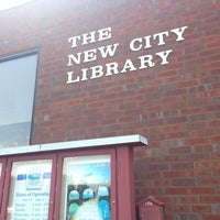 Photo taken at New City Public Library by Matthew C. on 7/15/2013