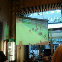 Photo taken at Pizzerie Mediterane by Anna J. on 5/17/2012