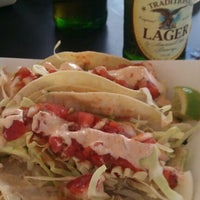 Photo taken at A1A Burrito Works Taco Shop by Jackie F. on 3/24/2012