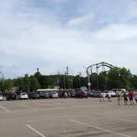 Photo taken at Six Flags St Louis by Kstizzle on 6/17/2012