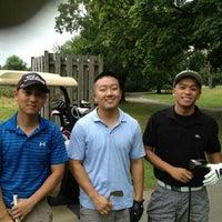 Photo taken at Cranbury Golf Club by Fidelio L. on 7/14/2012