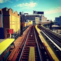 Photo taken at MTA Subway - 7 Train by Steven L. on 7/18/2012
