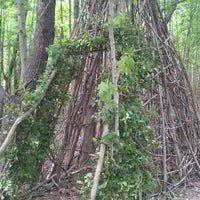 Photo taken at Petrifying Springs County Park by Lauren R. on 8/28/2012
