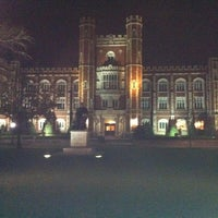 Photo taken at University of Oklahoma by Will P. on 3/28/2012