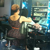 Photo taken at Hip Hair Club by oil k. on 6/4/2012