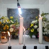 Photo taken at Talamban Catholic Cemetery by Jyra May N. on 11/1/2013