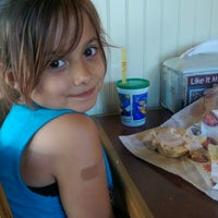 Photo taken at Jersey Mike's Subs by MattnLisa B. on 10/21/2014