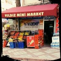Photo taken at Yıldız mini market by Ferhat Y. on 3/19/2015