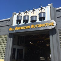 Foto scattata a All American Automotive da Rick C. il 6/24/2014