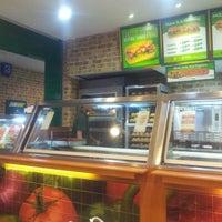 Photo taken at SUBWAY by Chipnwa  🐢 on 11/15/2012