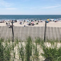 Photo taken at Rockaway Beach by Kaitlyn S. on 6/11/2017