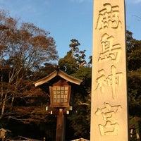 11/4/2012にarcが鹿島神宮で撮った写真