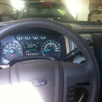 Photo taken at ford service center by Hamad B. on 11/19/2014