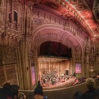 2/7/2015 tarihinde Craig D.ziyaretçi tarafından Copley Symphony Hall'de çekilen fotoğraf