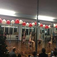 Photo taken at Mystique Pole Dance by Gabriela H. on 11/26/2016