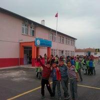 Photo taken at amasya ezinepazar atatürk ortaokulu by Kadir A. on 10/24/2014