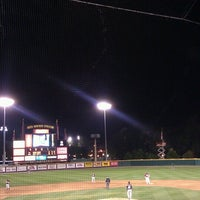 Photo taken at Dick Howser Stadium - Mike Martin Field by James K. on 3/23/2013