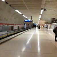Photo taken at Metro Kamppi by Kati A. on 3/12/2013