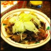 Photo taken at 昭和軒 by fallinstar1214 on 11/28/2012