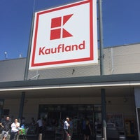 Photo taken at Kaufland by Sofia T. on 6/24/2017