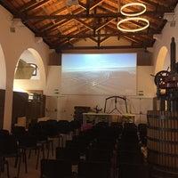 Снимок сделан в Museo del Vino y de la Sal пользователем Fran S. 4/14/2018