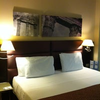 Photo taken at Hotel Eurostars Roma Aeterna 4 by Fran S. on 2/24/2013