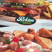 Photo taken at Perkins Restaurant & Bakery by Remove M. on 1/13/2015