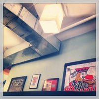 Photo taken at Park Burger by Jessica D. on 7/4/2013