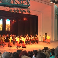 Photo taken at Летен Театър (The Summer Theatre) by Anastasia on 7/7/2017