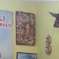 Photo taken at Çayırlı Balık Evi by Pelin A. on 11/25/2012