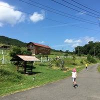 Photo taken at たかやま高原牧場 by Naox on 8/10/2016