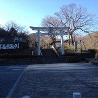 Photo taken at 温泉神社御神木 by Licht E. on 4/28/2013