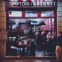 Das Foto wurde bei Comptoir Gourmet von Marcel P. am 10/4/2014 aufgenommen