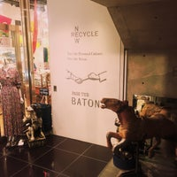Photo taken at PASS THE BATON OMOTESANDO STORE by Ayupy G. on 7/30/2016
