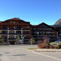 Das Foto wurde bei Hotel Engel Tyrol von Nenad K. am 11/17/2012 aufgenommen