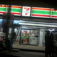 Photo taken at 7-11 บ้านนาสาร by HS8JNF P. on 10/29/2012