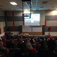 Photo taken at Dewan Kuliah Tok Puan Sungai Ujong 1 by Izatul F. on 10/22/2015